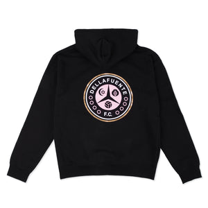 """All Over"" Sudadera Negra"