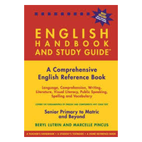 English handbook and study guide Beryl Lutrin