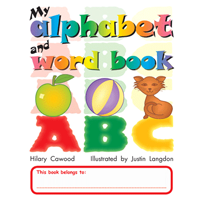 Alphabet and word book