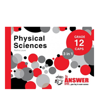 answer series physical science grade 12