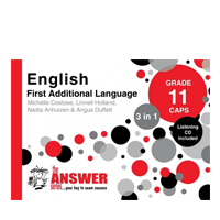 answer series english FAL Grade 11