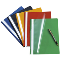bantex quotation folder