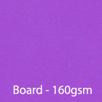 bright board purple