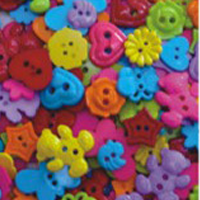 buttons bright kids