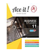 ACE IT! : Business Studies Grade 11