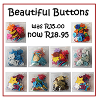 Beautiful Buttons!!!