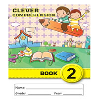 Clever Comprehension - Book 2