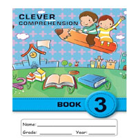 Copy of Clever Comprehension - Book 3