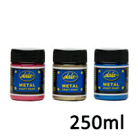 Craft Paint Metallic - 250ml