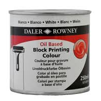 daler rowney black lino ink