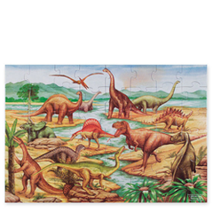 Floor Puzzle - Dinosaurs - 48pc