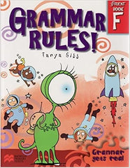 Grammar Rules - Workbook F