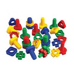 Nuts & Bolts - 32pc