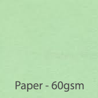 Pastel Paper - Mint Green - 100 Sheets