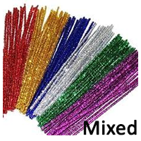 metallic pipe cleaners