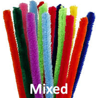 pipecleaners mixed