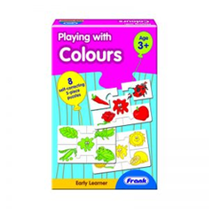 Playing with Colours Puzzle