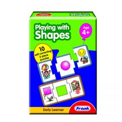 Playing with Shapes Puzzle