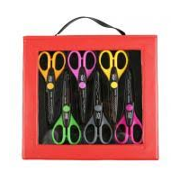 Rolfes Craft Scissors - Set of 6