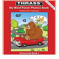 Thrass - Phonics Book - Homework Book 2