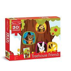 treehouse friends puzzle