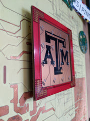 ATM wall signage