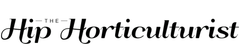 The Hip Horticulturist Logo