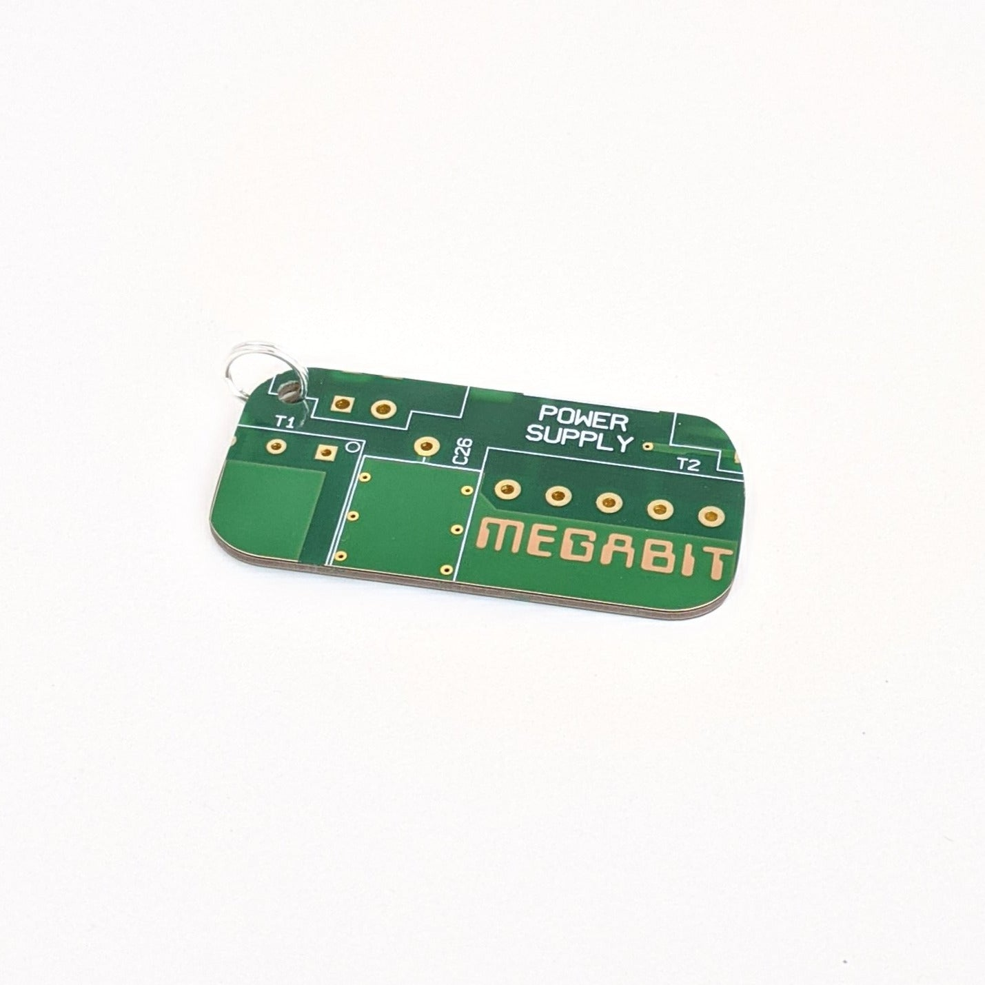 Circuit Board Dog ID Tag - TechWears Ltd