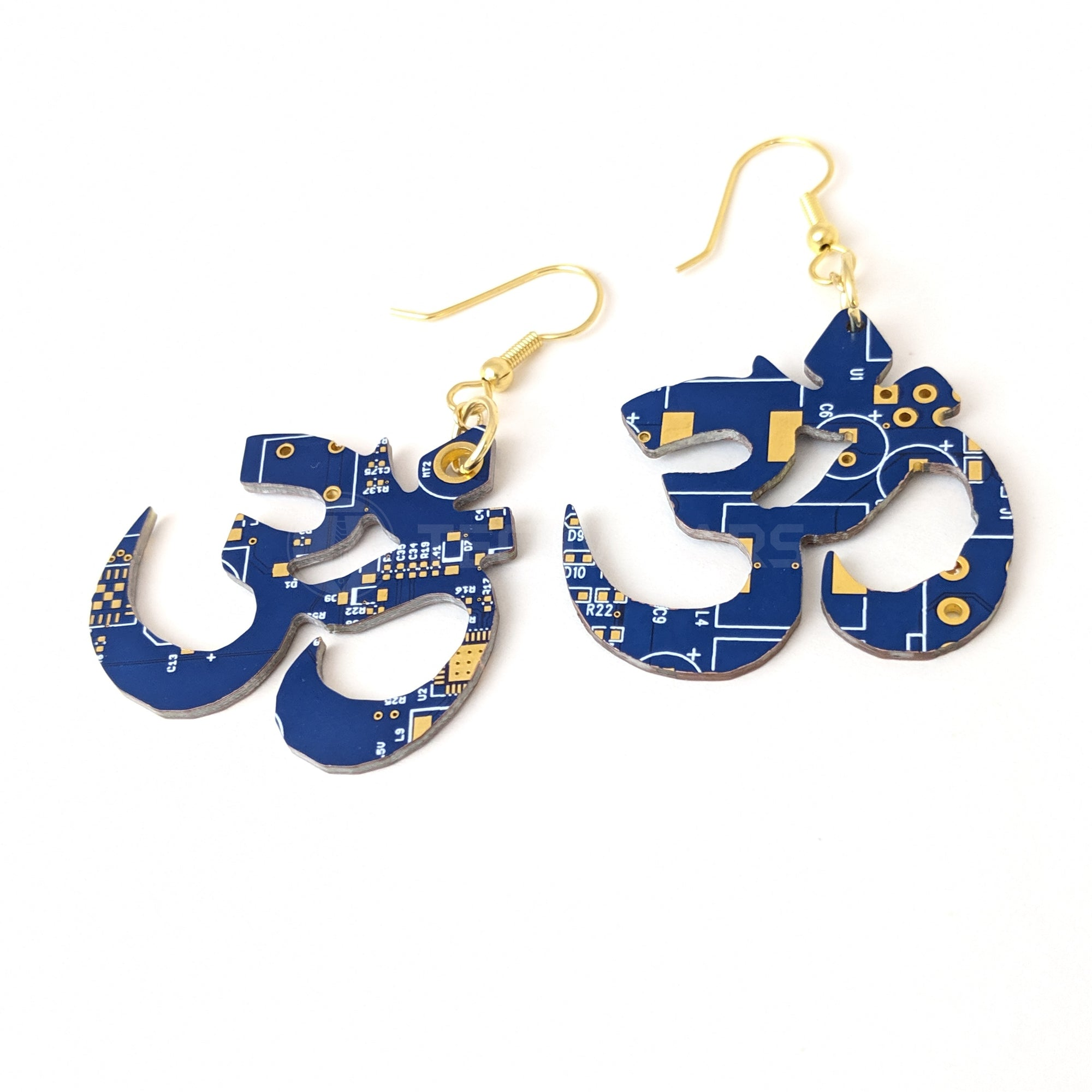 Ohm Earrings |3~Colors| - TechWears Ltd