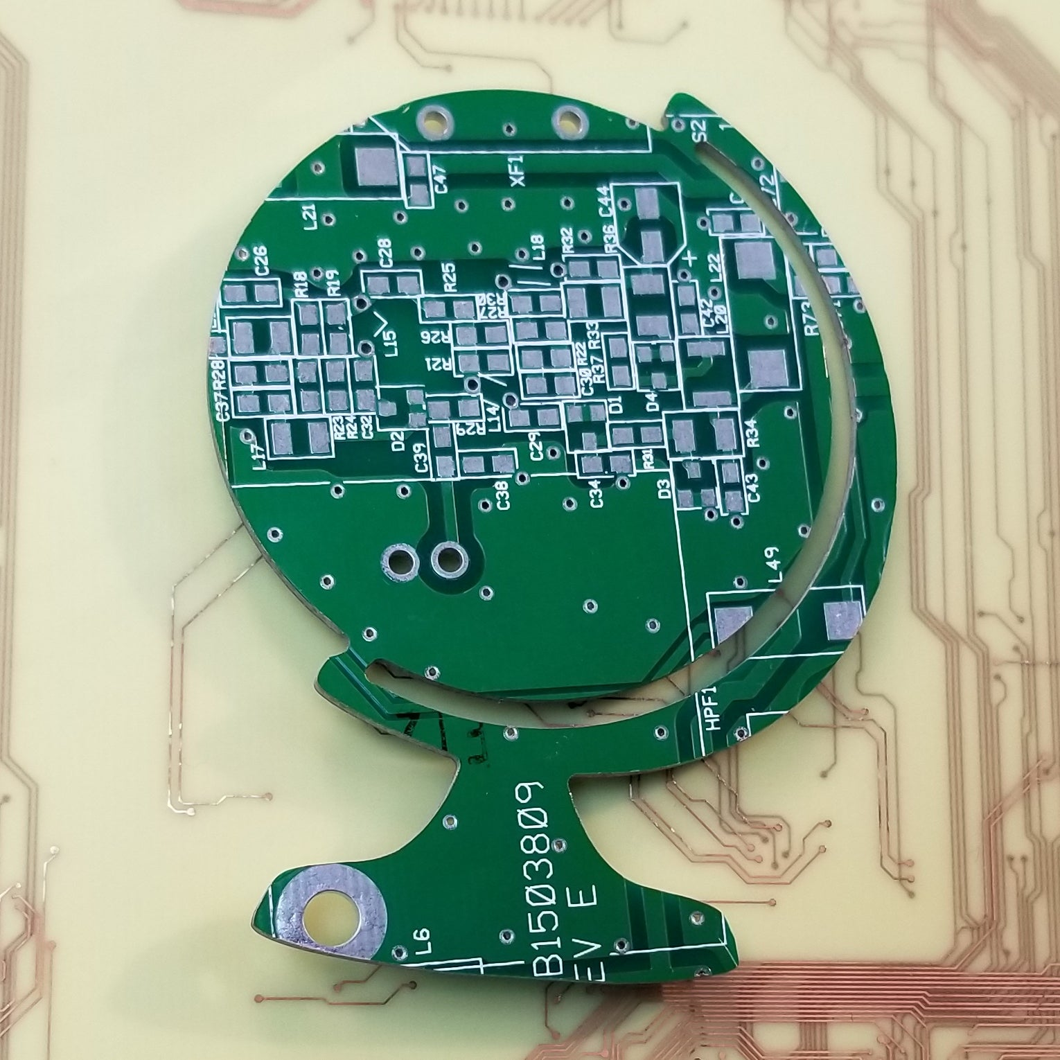 Circuit Board Globe - TechWears Ltd