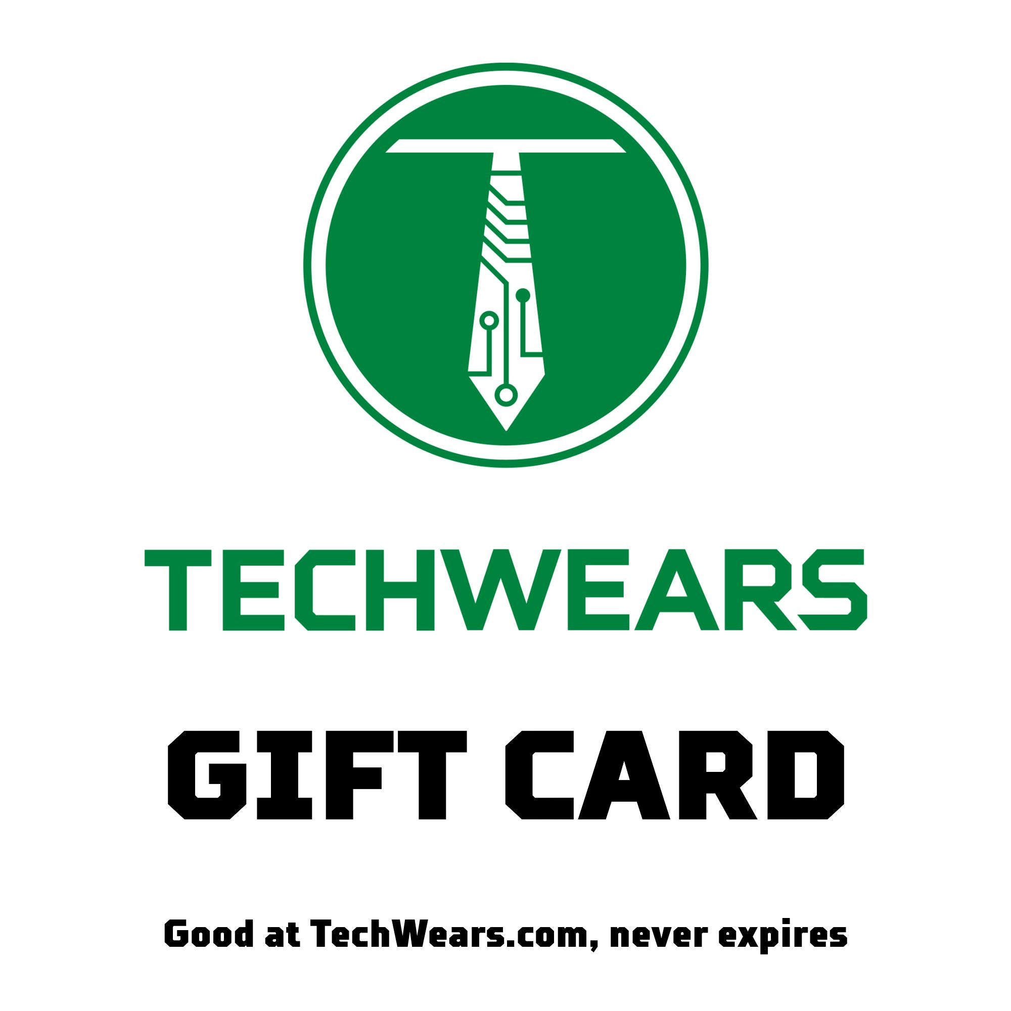 Circuit Board TechWears Gift Card - TechWears Ltd