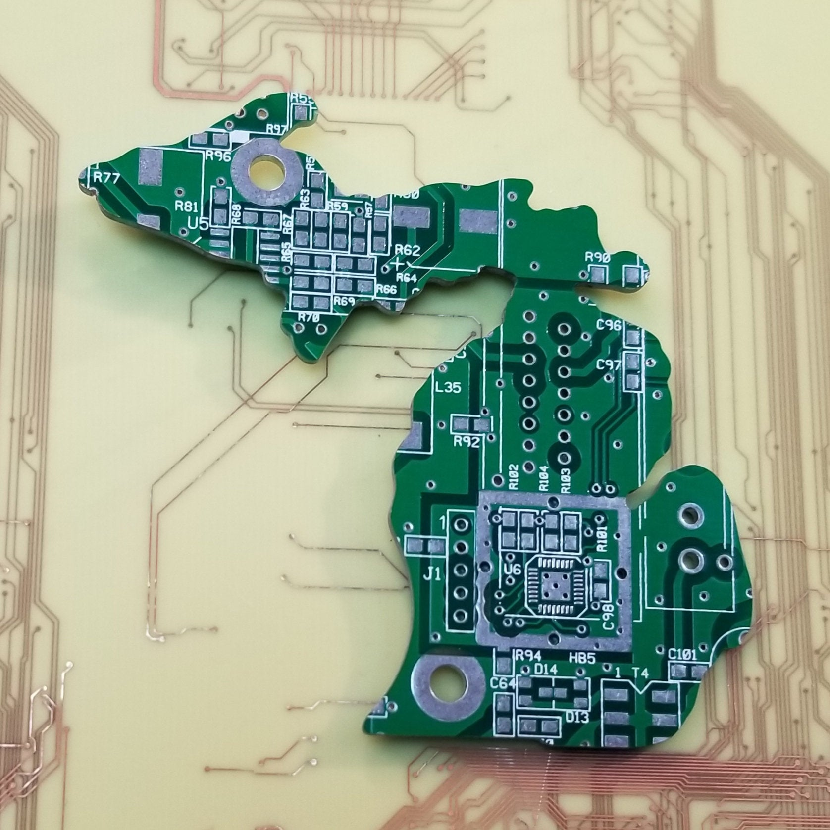 Circuit Board Michigan - TechWears Ltd
