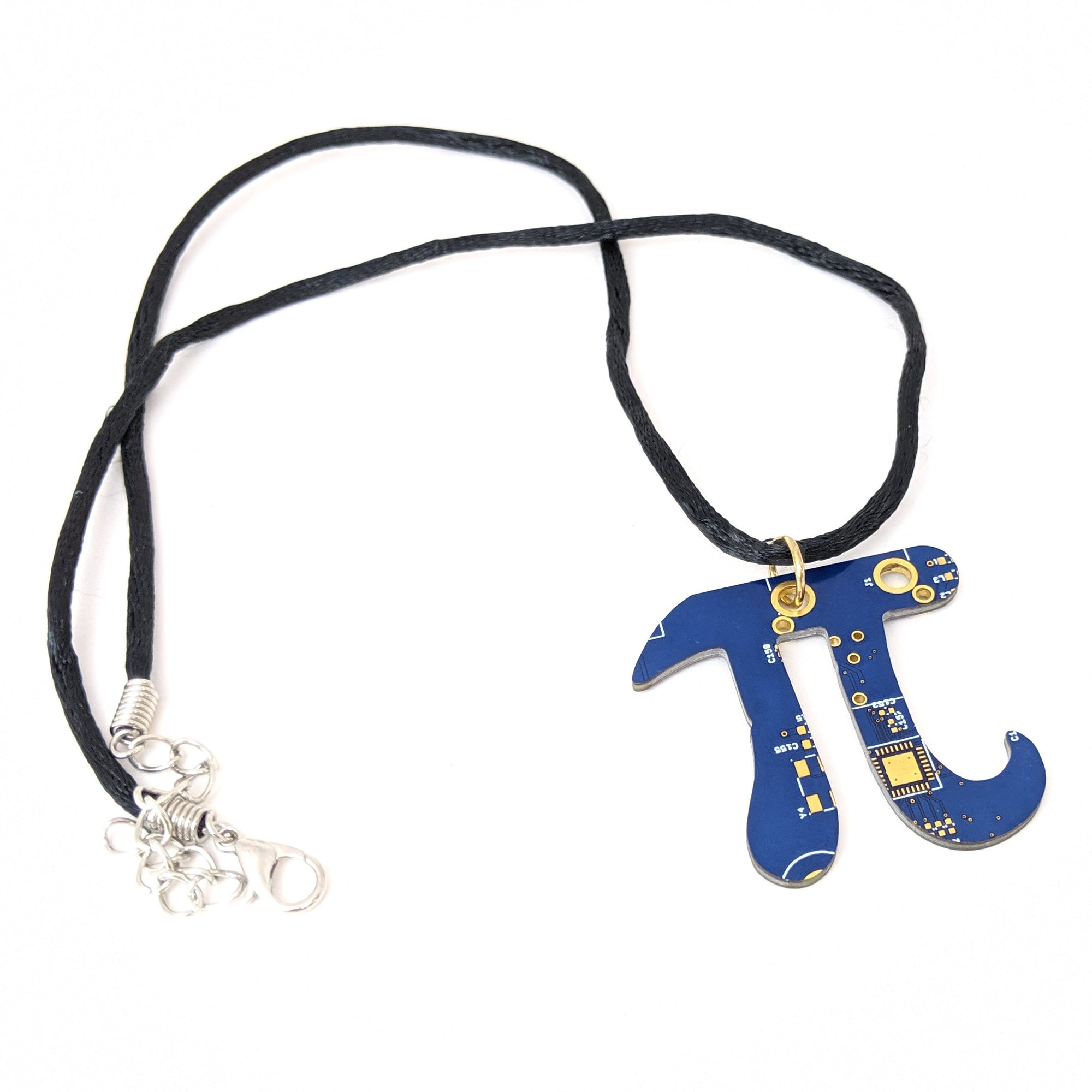 Blue Pi Necklace - TechWears Ltd