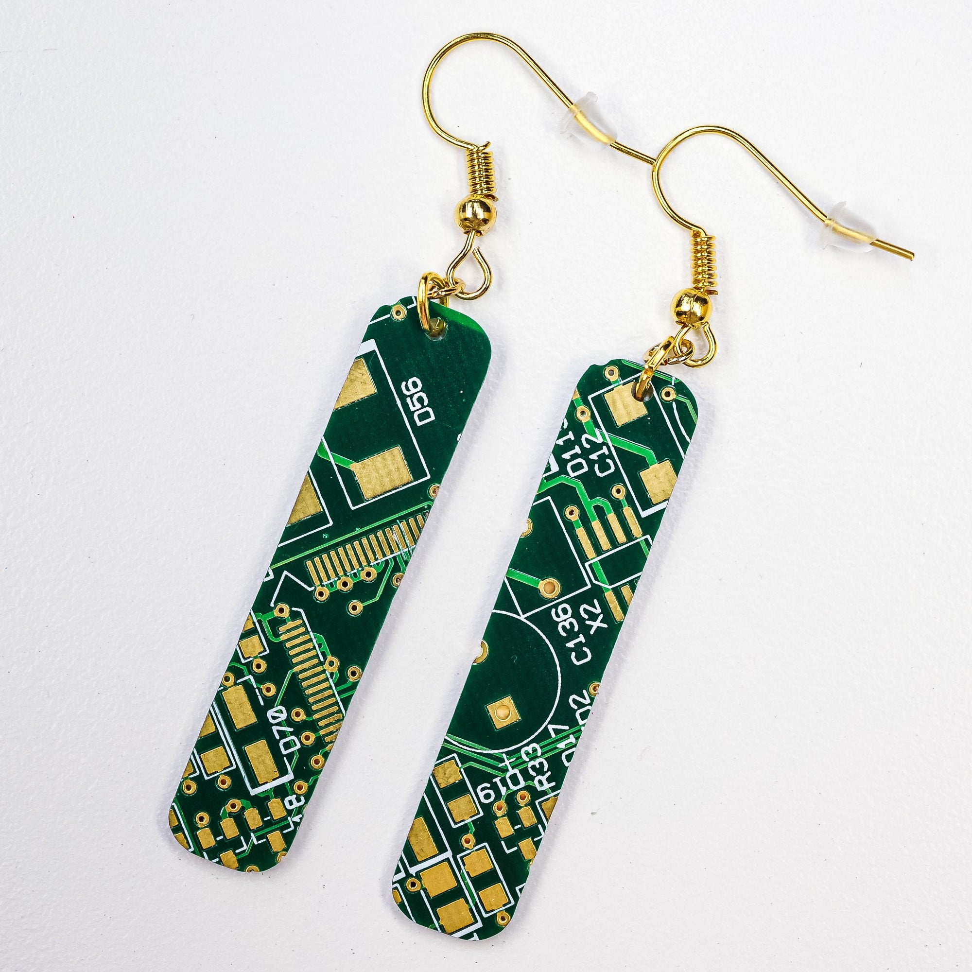 Circuit Board Earrings |5~Colors| - TechWears Ltd