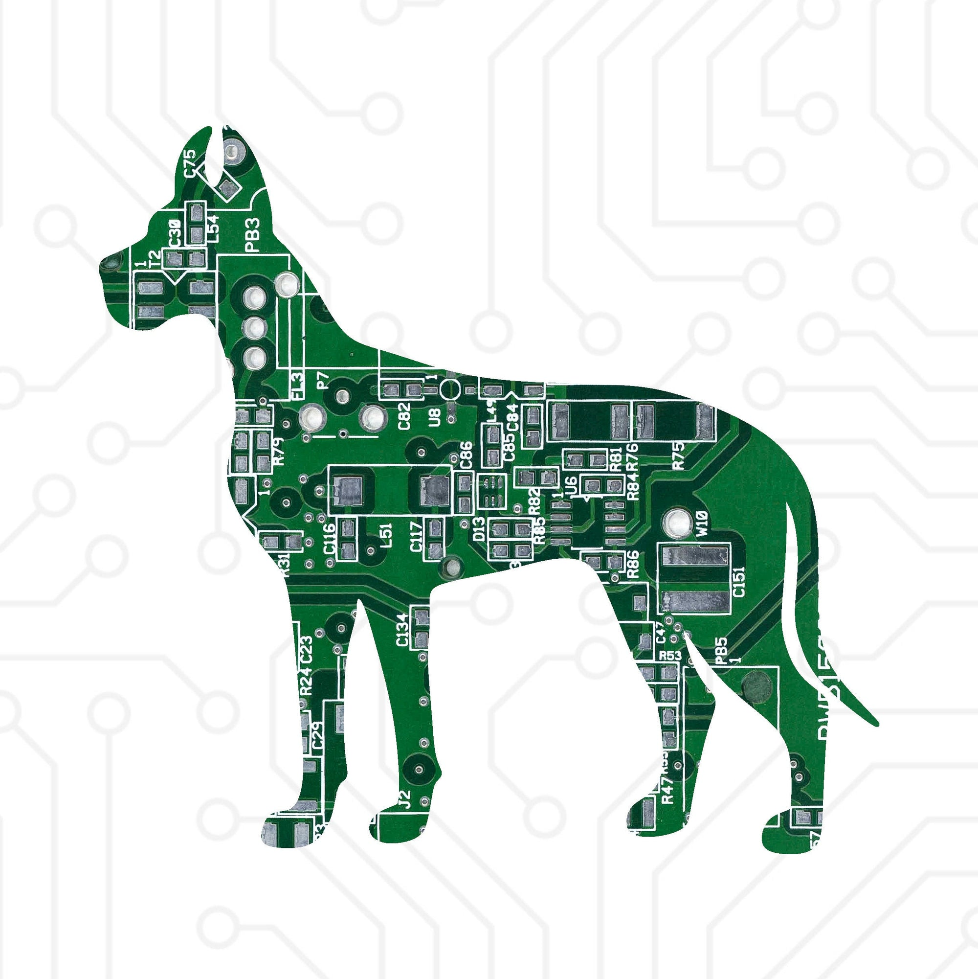 Circuit Board Great Dane - TechWears Ltd