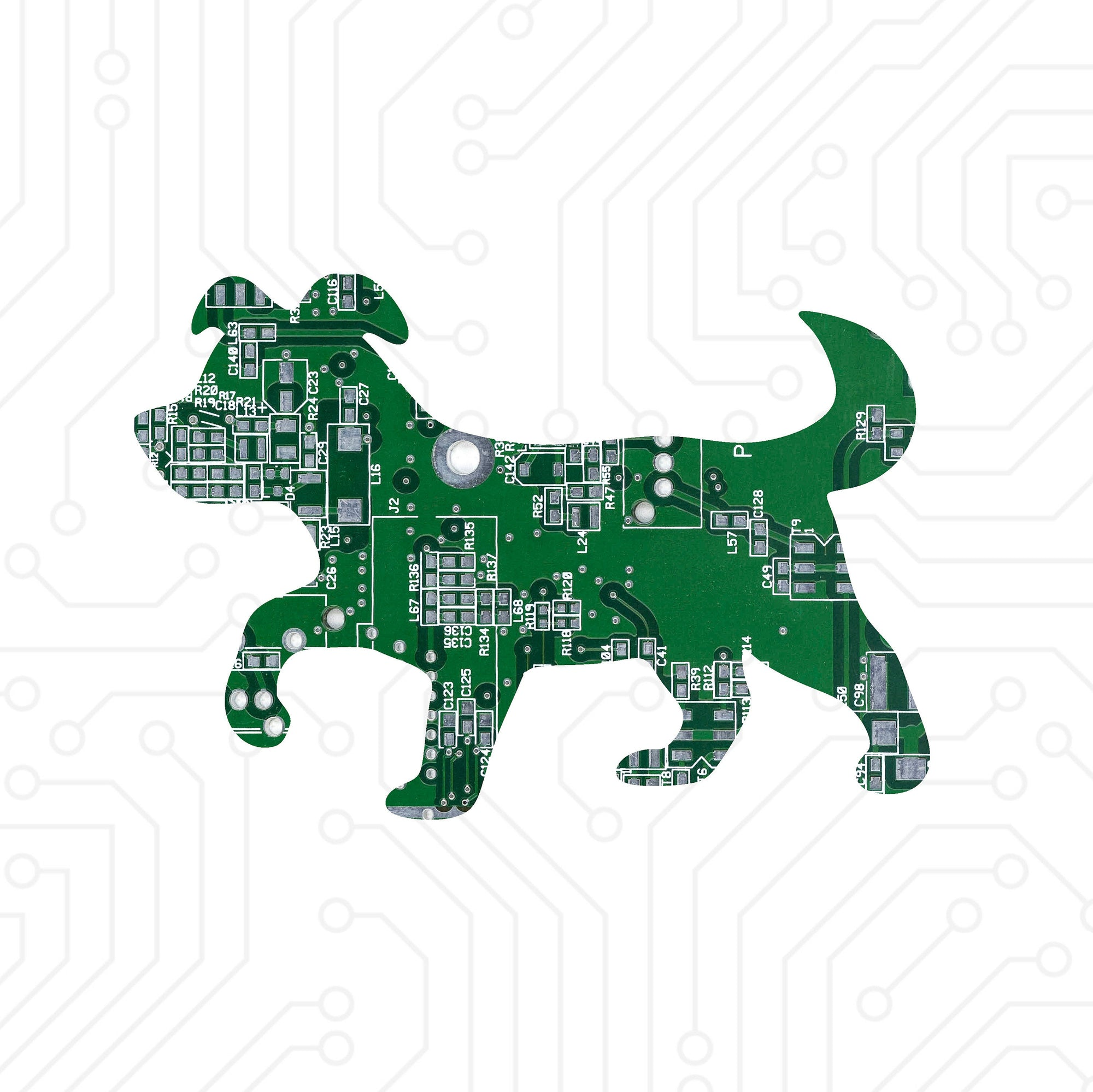 Circuit Board Puppy - TechWears Ltd