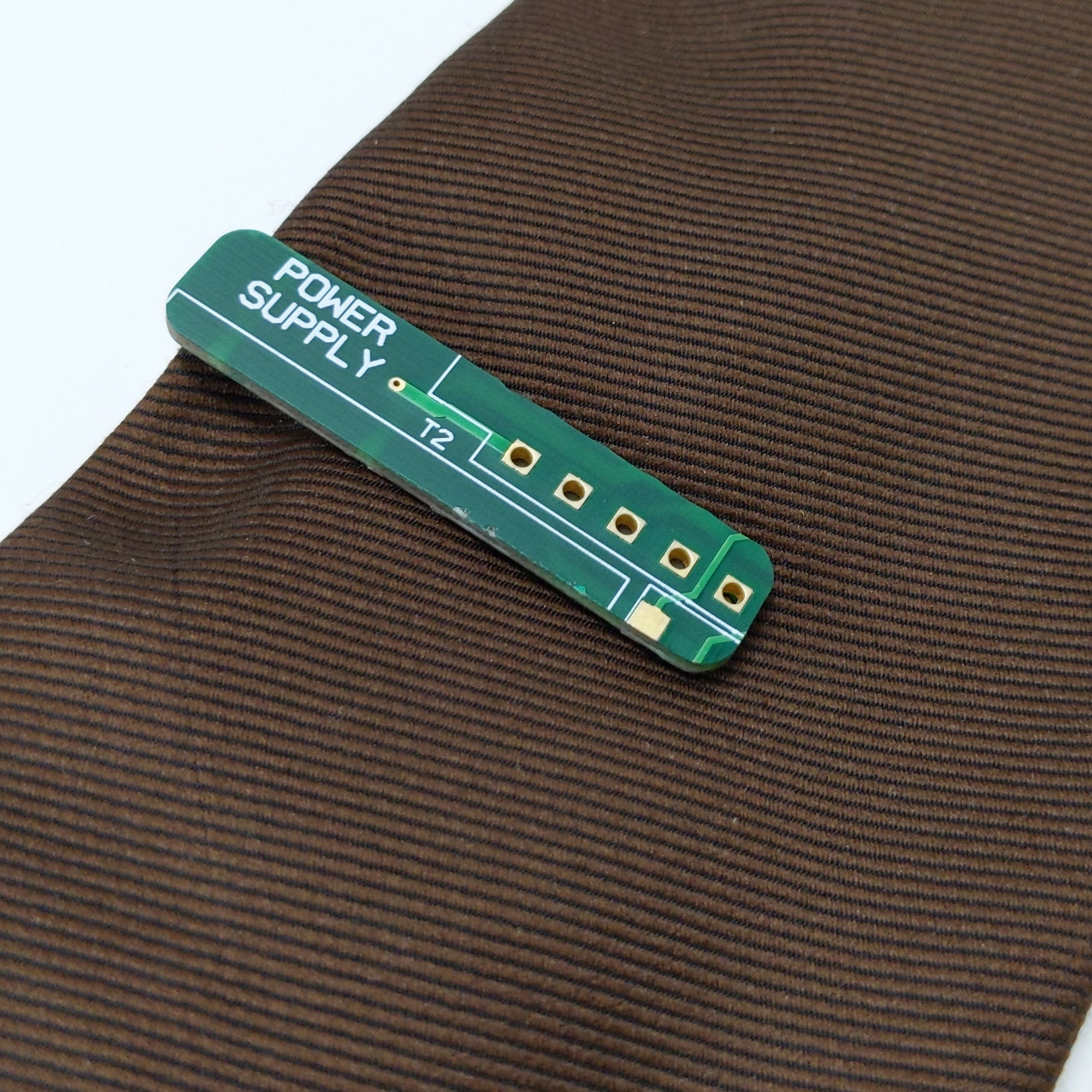 Circuit Board Power Supply Tie Clip - TechWears Ltd