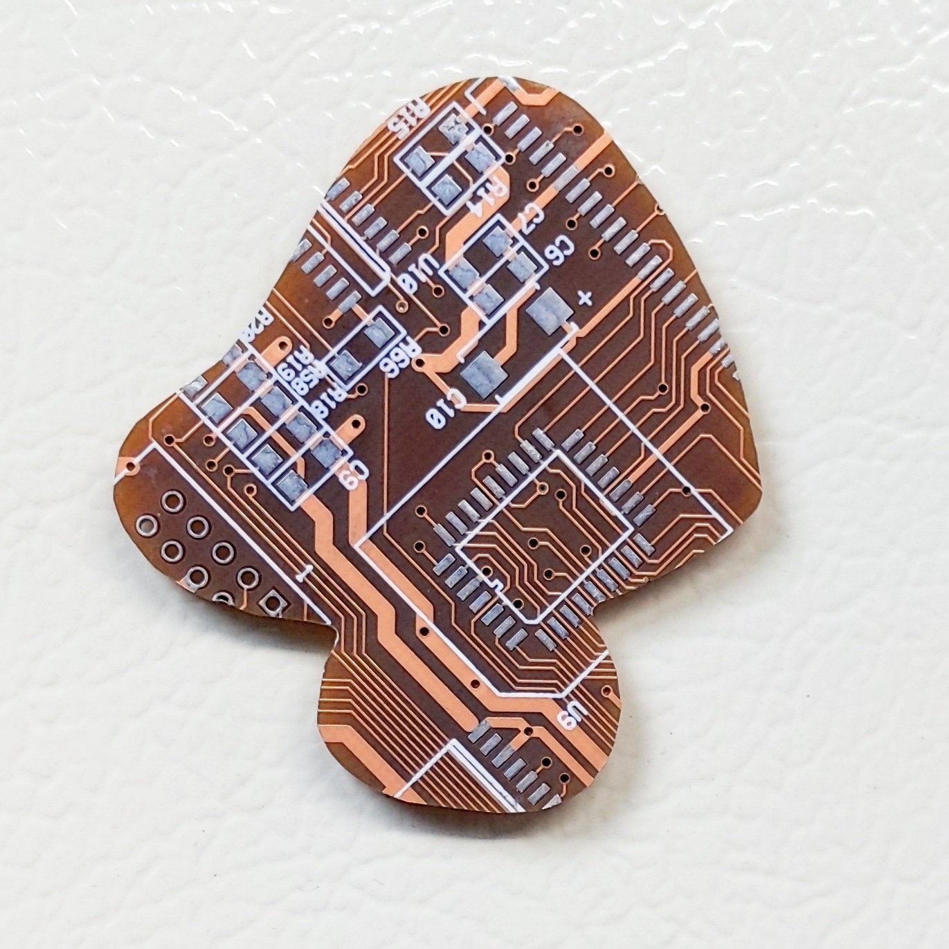 Circuit Board Mushrooms - TechWears Ltd