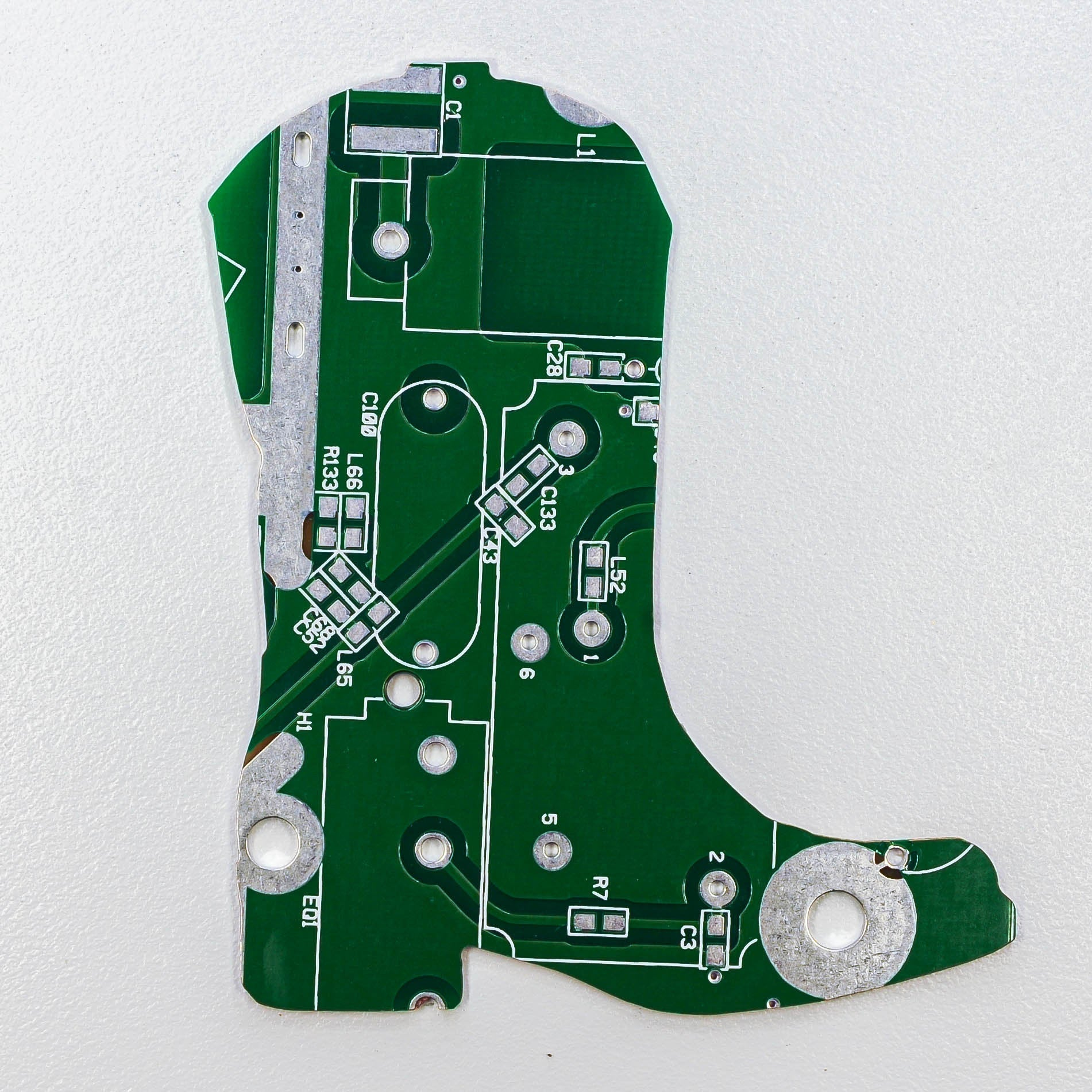 Circuit Board Cowboy Boot - TechWears Ltd