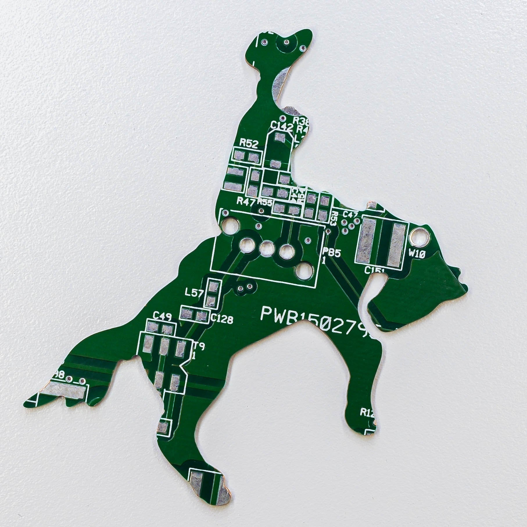 Circuit Board Rodeo Cowboy - TechWears Ltd