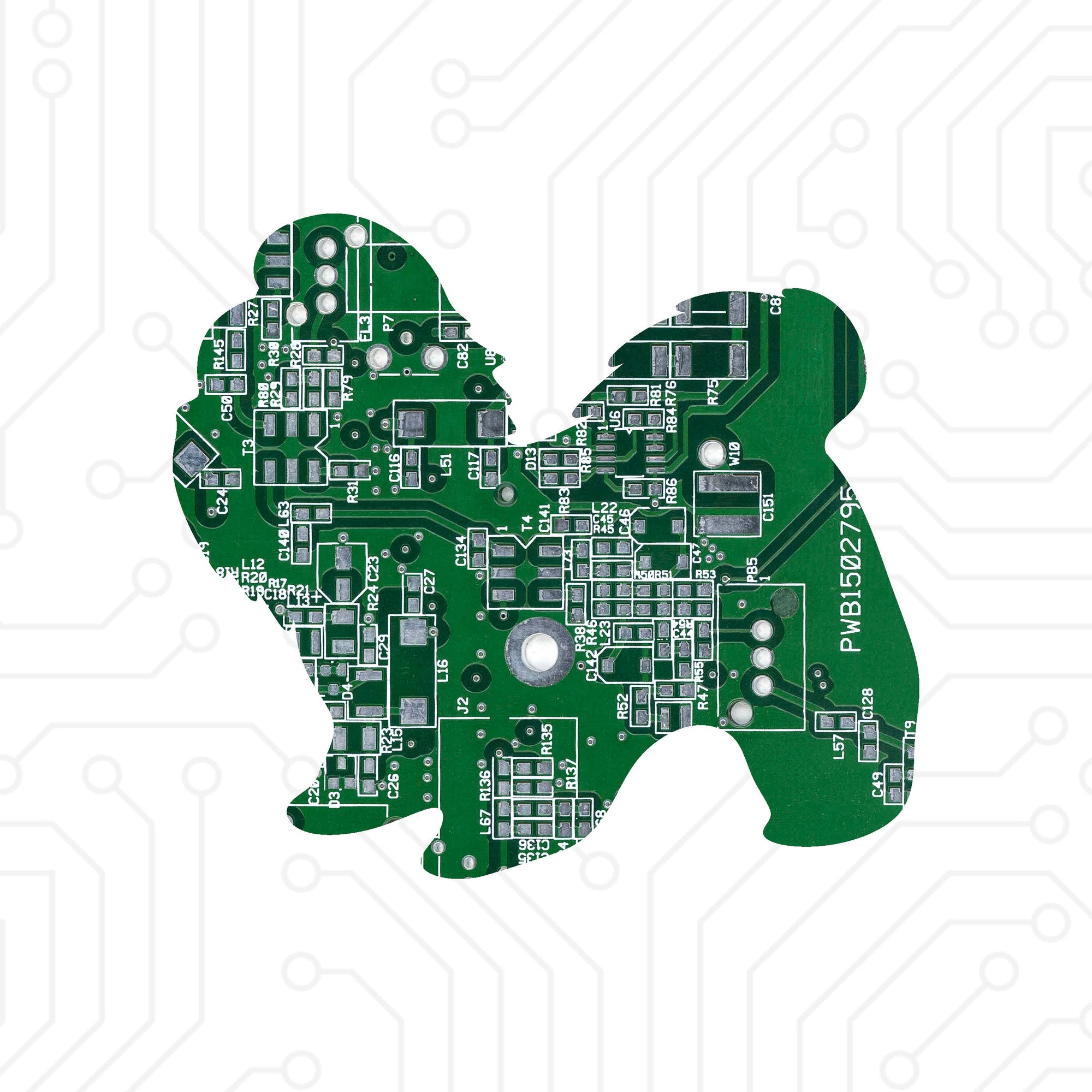 Circuit Board Shih Tzu - TechWears Ltd