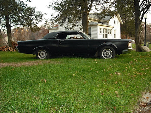 Castle Brother's Hot Rods and Parts — 1971 Lincoln Mark III
