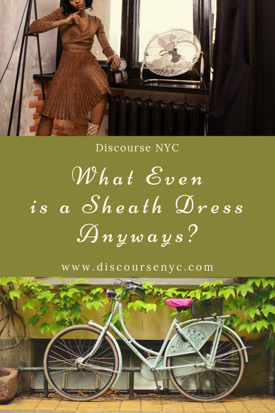 What is a Sheath Dress?