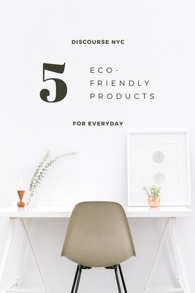 5 Eco-Friendly Products for Everyday Use - Sustainable Living