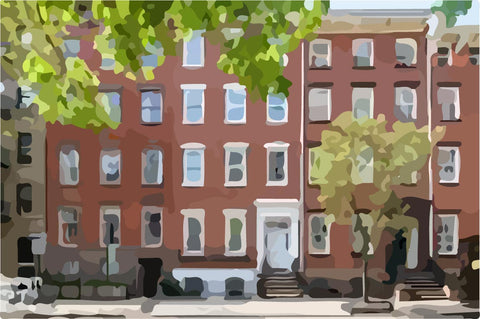 Greenwich Village Townhome