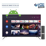 "Smart TV Full HD Hitachi 40"" CDH-LE40SMART17"