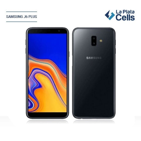 Samsung J6 Plus - 64gb (celeste)