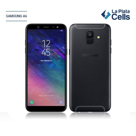 Samsung A6 Plus - 64gb (EXHIBICION)