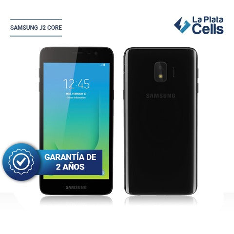 Samsung J2 Core - 16gb (EXHIBICION)