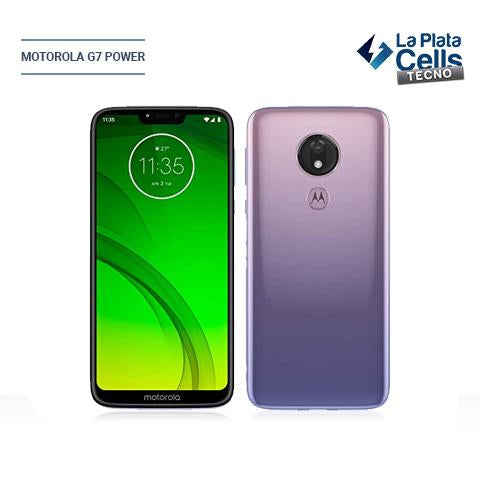 Motorola G7 Power - 32 gb (EXHIBICION)